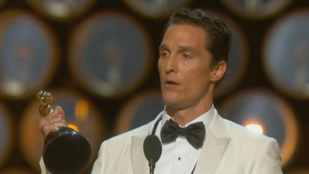 Matthew McConaughey Os...
